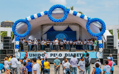 celebracao dia mundial do diabetes capa
